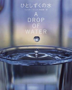 ひとしずくの水
