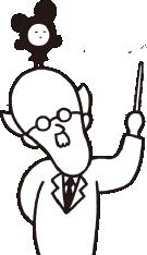 博士キャラクター画像
