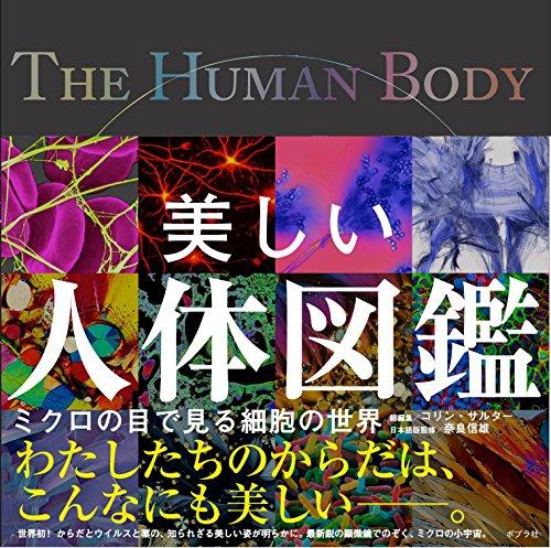 美しい人体図鑑─ミクロの目で見る細胞の世界