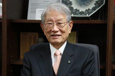 松本紘理事長「読書で知のネットワークを広げてほしい」