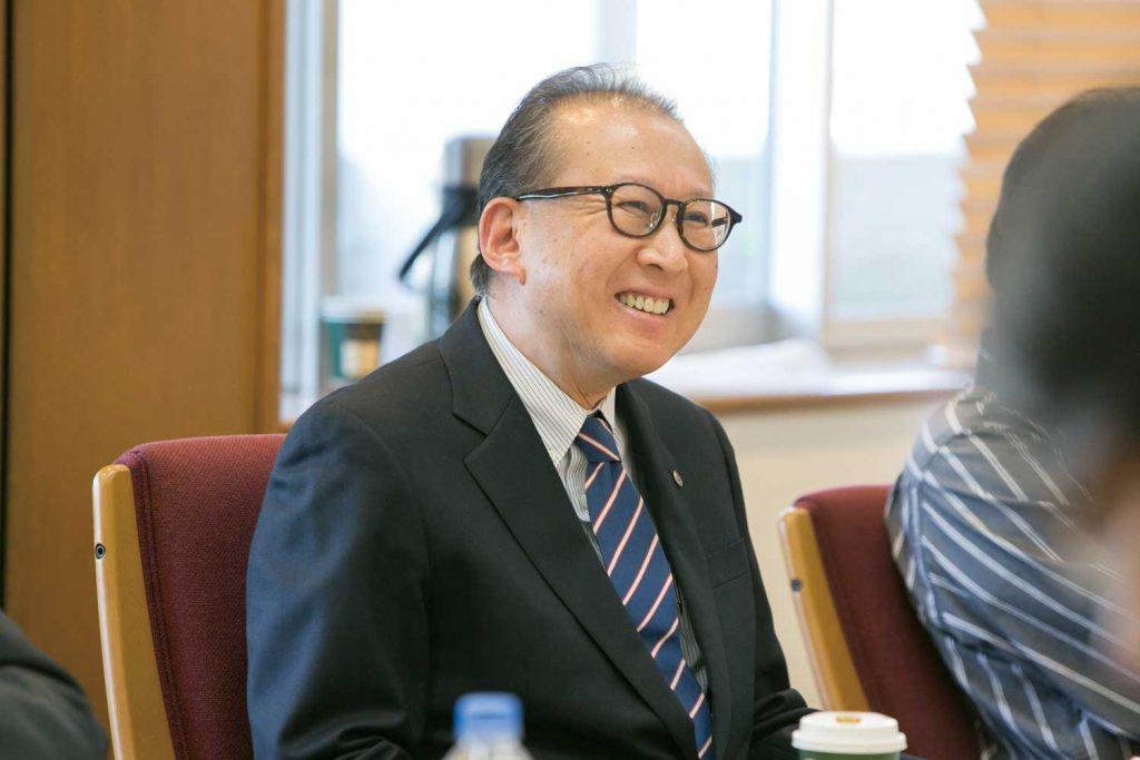 理化学研究所 理事 加藤重治