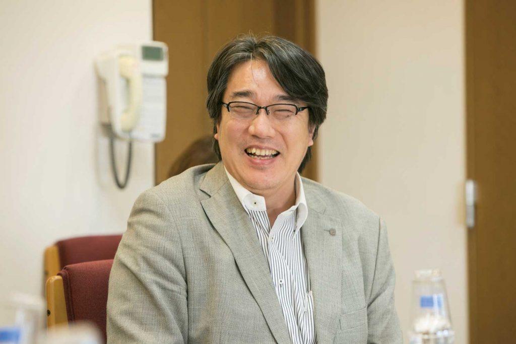 理化学研究所 開拓研究本部 上野核分光研究室 主任研究員 上野秀樹