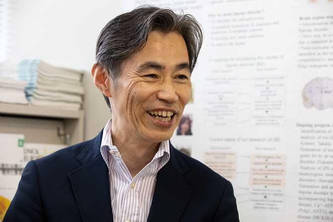 理化学研究所 脳神経科学研究センター 精神疾患動態研究チーム チームリーダー 加藤忠史