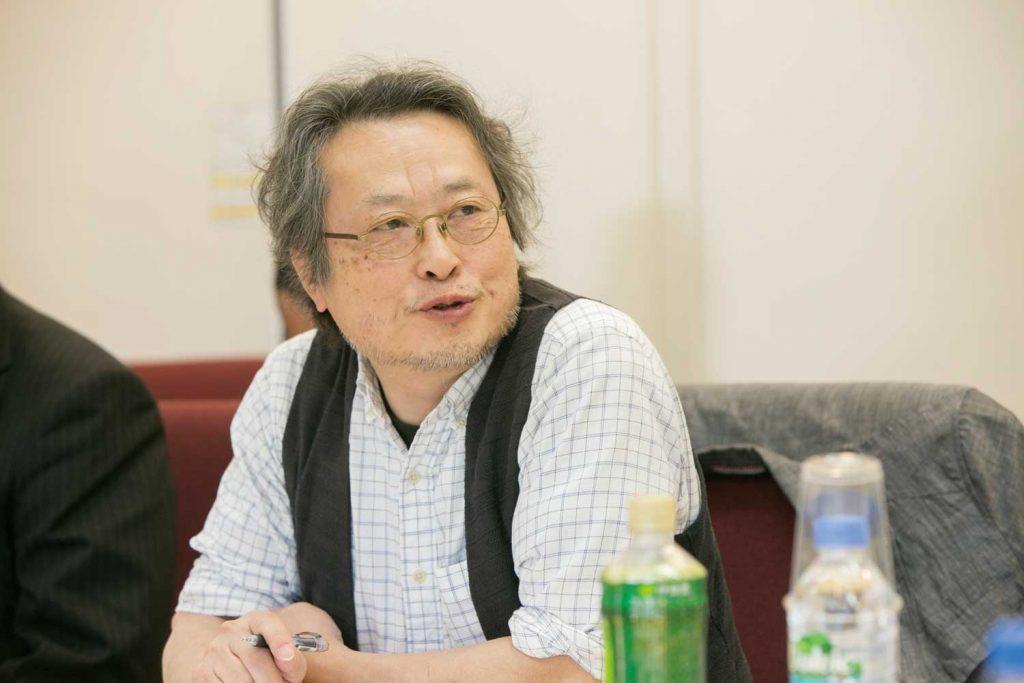 理化学研究所 開拓研究本部 倉谷形態進化研究室 主任研究員 倉谷滋