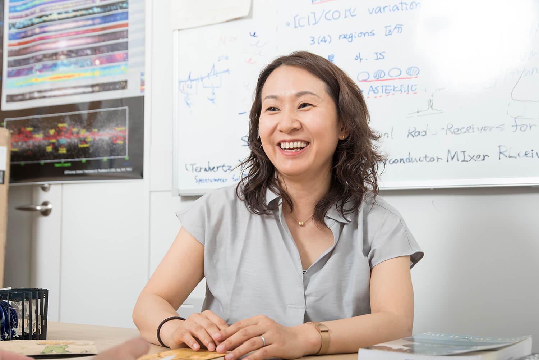 坂井南美博士
