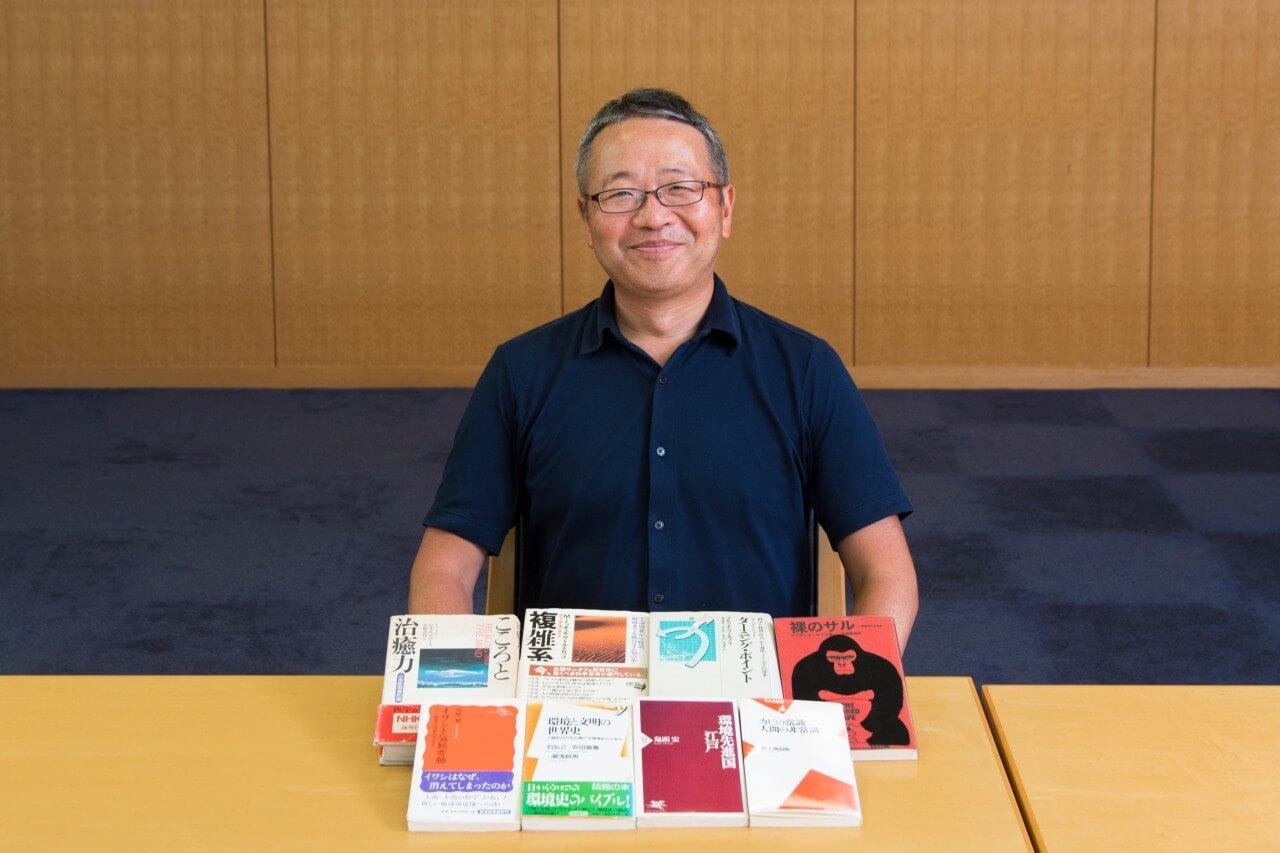 菊地淳博士「3つのターニングポイントとなった本」