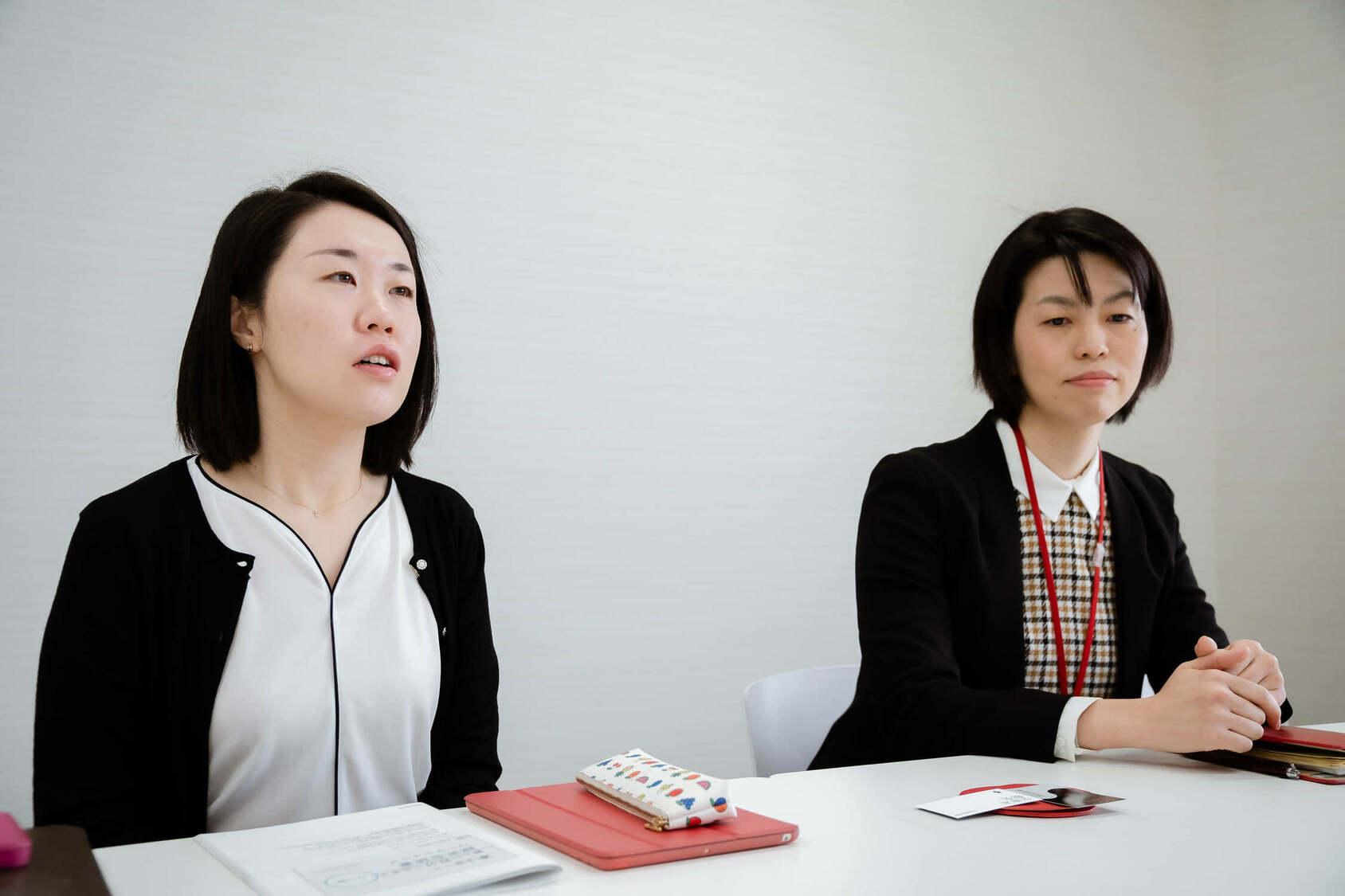 山崎学園 富士見中学高等学校 三浦佳奈先生 宗愛子先生 インタビュー