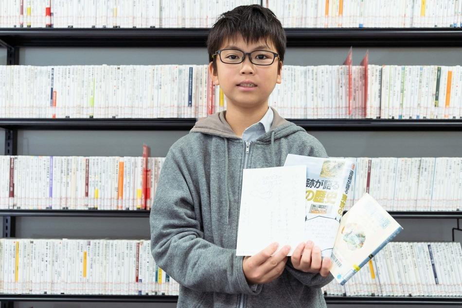かえつ有明中学校・高等学校 探究型読書 TYさん選んだ3冊