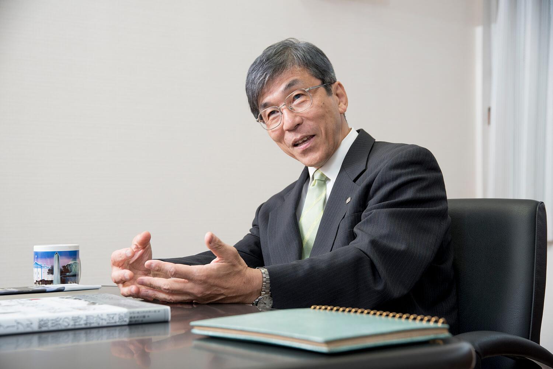 小安重夫理事・博士の画像
