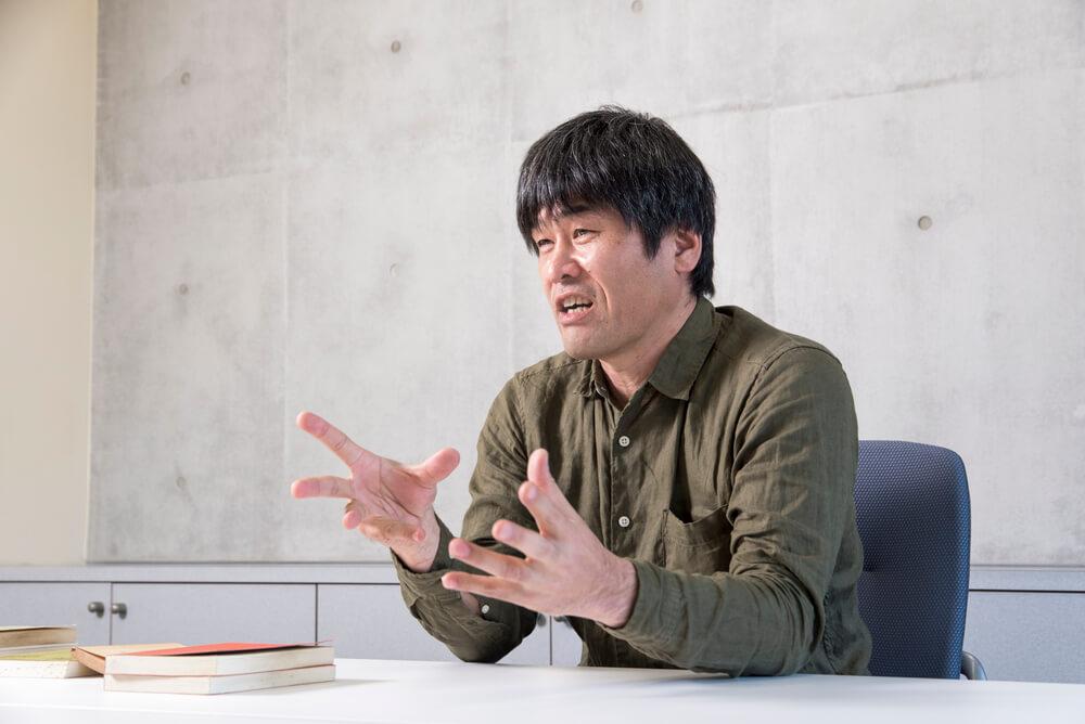 大谷知行博士の画像