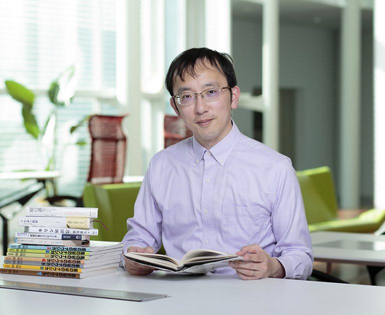 宮道和成博士「次の研究へ踏み出すときに、必要なのは想像力」